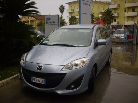 Mazda 5 Restyling