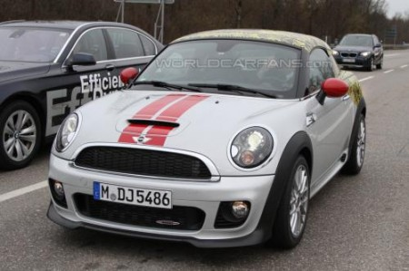 Mini Cooper Coup e MINI JCW Coup