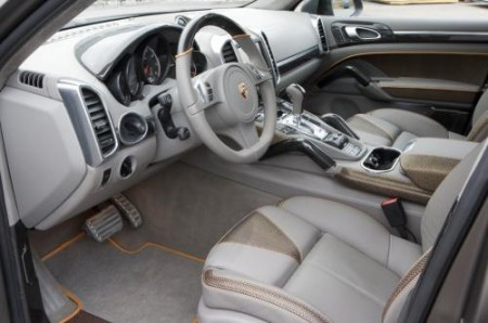 Tuning Porsche Cayenne by FAB-Design
