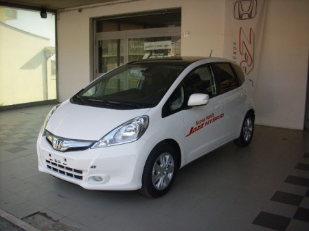 HONDA JAZZ HYBRID