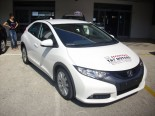 Nuova Honda Civic Test Drive