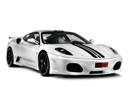 Ferrari F430 Evoluzione Novitec 1
