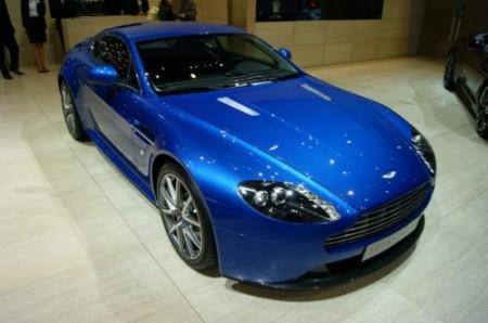 Aston Martin Vantage S al Salone di Ginevra