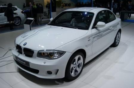 BMW Serie 1 ActiveE al Salone di Ginevra 2011