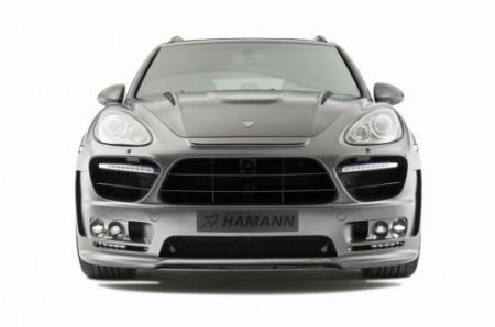 Hamann Guardian basato su Porsche Cayenne Turbo