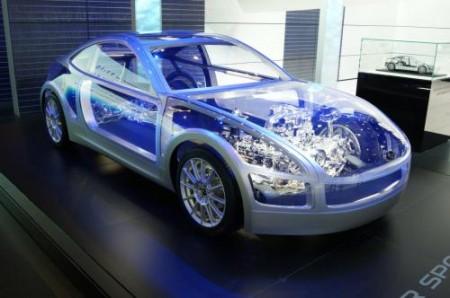 Subaru Boxer Sport Car