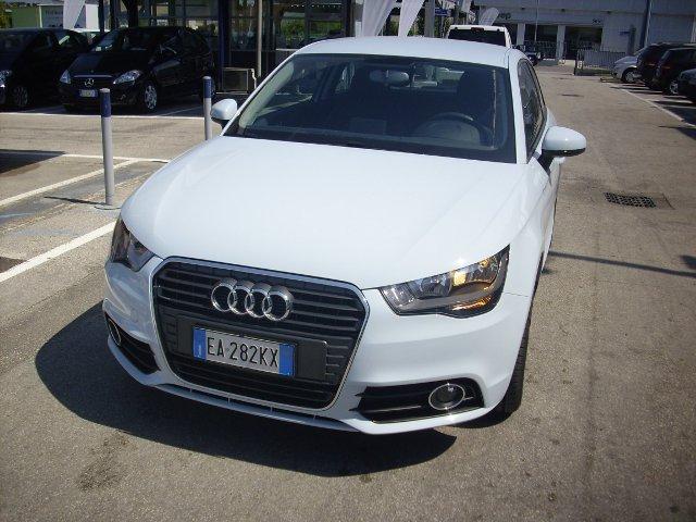 Audi A1 Test Drive